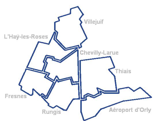 carte villes