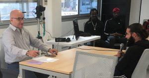 ATELIER FABLAB EMPLOI : s'entraîner en vidéo à se présenter face à un recruteur @ FabLab Emploi