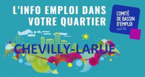 JOB TRUCK : l'info emploi à Chevilly-Larue @ Pôle d'Economie Solidaire
