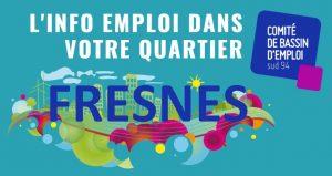 JOB TRUCK : l'info emploi au forum des associations de Fresnes @ Parc André Villette