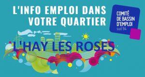 JOB TRUCK : l'info emploi à L'Haÿ-les-Roses @ Parking Carrefour