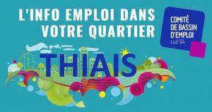 JOB TRUCK : l'info emploi à Thiais @ A côté de Coccinelle Express